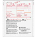 Super Forms W3052 W-3 1up Wage and Tax Statements Continuous Carbonless 2 pt