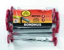 Bondhus Set 8 Ball End & Hex Graduated Length T-Handles 2-10mm