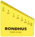 Bondhus Bondhex Case Holds 8 L-Wrenches .050-5/32