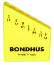Bondhus Bondhex Case Holds 7 L-Wrenches 5/64-3/16