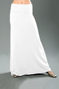 MOCO 4MCSJ310 eco-HYBRID Spandex Jersey Maxi Skirt / Dress