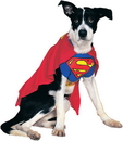 Rubies Costumes 50446-S Superman Dog Costume, Small