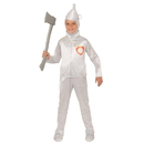 Rubies Costumes 100978 The Wizard of Oz Tinman Child Costume - Medium (8-10)