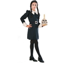 Rubies Costumes 108632 The Addams Family Wednesday Child Costume, Medium