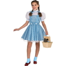 Rubies Costumes 108683 The Wizard of Oz  Dorothy Deluxe Child Costume - Small