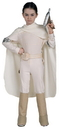 Rubies Costumes 10746-S Star Wars Padme Amidala Deluxe Child Costume, Small