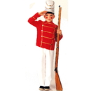 BuySeasons 10030M Wooden Soldier Child