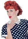 Fun World 114968 I Love Lucy Adult Wig