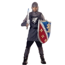 California Costumes 00344S Valiant Knight Child Costume, Small (6-8)