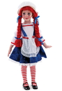 Rubies Costumes 126168 Yarn Babies Rag Doll Girl Toddler / Child Costume - Small