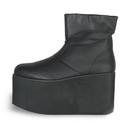 Pleaser Shoes 134687 Monster Boots Men's Black Med 10-11
