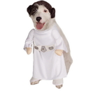 Rubies Costumes 50104SX Star Wars Princess Leia Dog Costume, Small