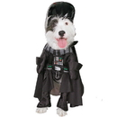 Rubies Costumes 50103SX Star Wars Darth Vader Dog Costume, Small