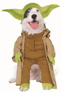 Rubies Costumes 50101SX Star Wars Yoda Dog Costume, Small