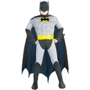 Rubies Costumes 134884 Batman with Muscle Chest Toddler / Child Costume - Large