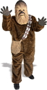 Rubies Costumes 134987 Star Wars Chewbacca Super Deluxe Child Costume - Large