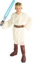 Rubies Costumes 134989 Star Wars  Obi-Wan Deluxe Child Costume - Small