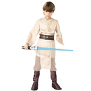 Rubies Costumes 135016 Star Wars  Jedi Deluxe Child Costume - Large