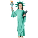 Rubies Costumes 138812 Statue of Liberty Child Costume - Large