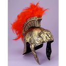 Forum Novelties 58011 Gold Roman Helmet