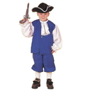 Forum Novelties 140551 Little Colonial Boy Child Costume - Small