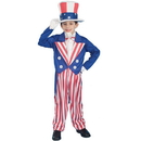 Forum Novelties 56684M Uncle Sam Child Costume, Medium
