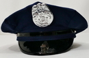 Forum Novelties 140665 NYPD Police Officer Hat (Adult)