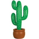 Beistle 141807 3' Inflatable Cactus