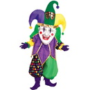 Forum Novelties 144575 Parade Jolly Jester Adult Costume
