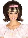 Forum Novelties 144591 60's Princess Brown/Blonde Combo Wig