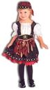 Forum Novelties 60579 Lil' Pirate Cutie Toddler / Child Costume, Toddler (2T-4T)