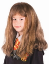 Rubies Costumes 51998 Harry Potter - Hermione Granger Child Wig
