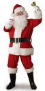 Rubies Costumes 147808 Legacy Santa Suit Adult XL Costume