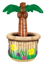 Beistle 50082 2' Inflatable Palm Tree Cooler