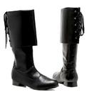 Ellie Shoes 121SparrowBlkM Sparrow (Black) Adult Boots, Medium (10-11)