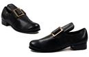 Ellie Shoes 121SamuelBlkS Samuel (Black) Adult Shoes