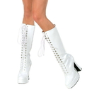 Ellie Shoes 149702 Easy (White) Adult Boots - 8