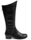 Ellie Shoes 149759 Shazam Adult Boots BLKP 12/13