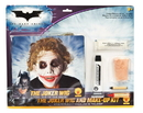 Rubies Costumes 19817 Batman Dark Knight - Deluxe Joker Wig / Makeup Accessory Kit (Adult)
