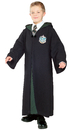 Rubies Costumes 884258-000-S Harry Potter - Deluxe Slytherin Robe Child Costume