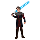 Rubies Costumes 883194-000-S Star Wars Animated Anakin Skywalker Child Costume