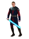 Rubies Costumes 888795-000-STD Star Wars Clone Wars Deluxe Anakin Skywalker Adult Costume