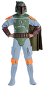 Rubies Costumes 888574-000-XL Star Wars Boba Fett Deluxe Adult Costume