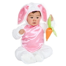 Charades Costumes 81068 Plush Bunny Infant Costume