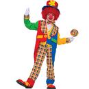 Forum Novelties 62198-000-NS Clown Around Town Child Costume