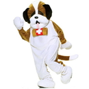Forum Novelties 61670 Puppy Dog Plush Economy Mascot Adult Costume
