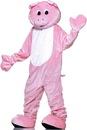 Forum Novelties 62259 Pig Plush Economy Mascot Adult Costume