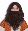 Forum Novelties 152375 Biblical Wig and Beard Set Child