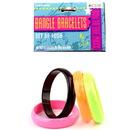 Forum Novelties 152461 80's Bangle Bracelet Set (4 piece)