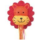 YA OTTA PINATA 154287 Lion Pull-String Pinata